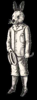 Fishbeef Rabbit Man